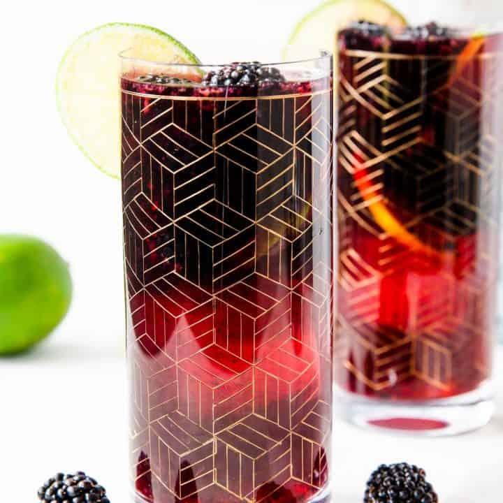 Blackberry Sangria Recipe