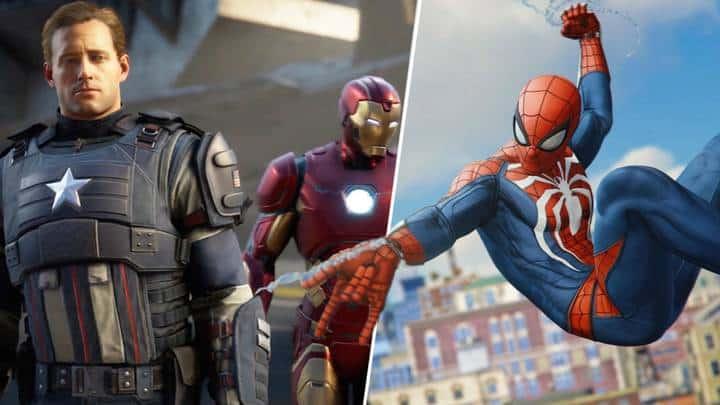 Marvel's Avengers lançamento