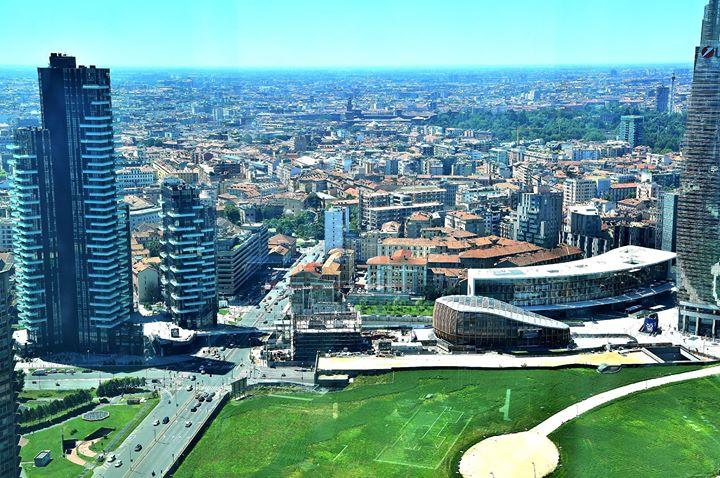 palazzo della regione lombardia belvedere milan o design week