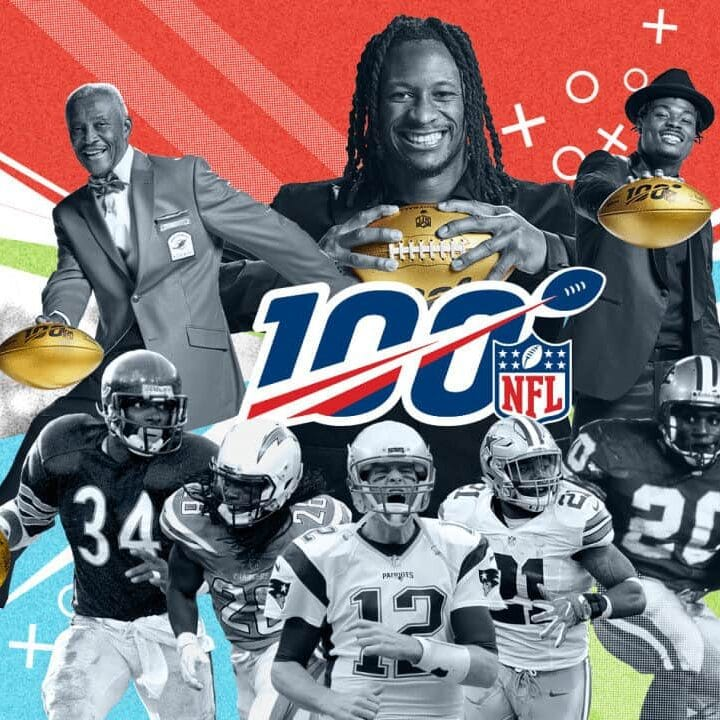 A Century of Football- Celebrating the NFL's 100th Season
