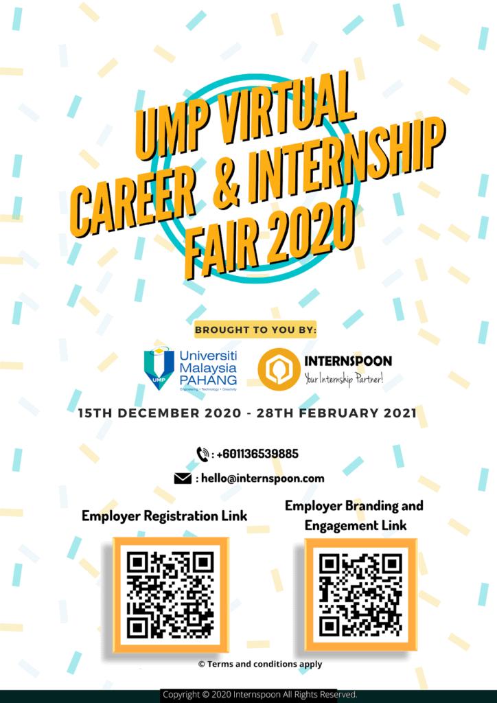Virtual Internship: Universiti Malaysia Pahang (UMP) steps up to match 500 students with top SMEs in Malaysia