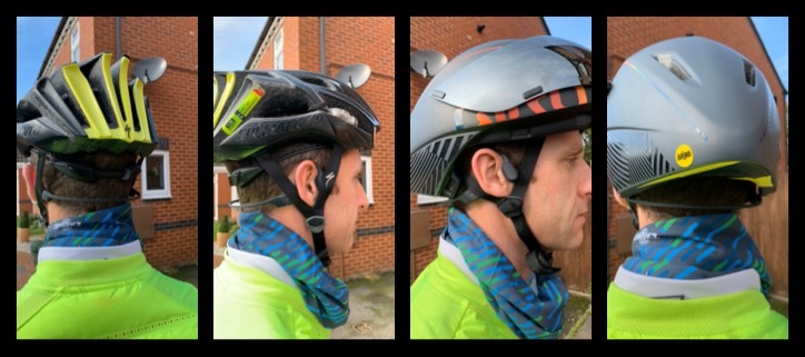 Cycling with the AfterShokz Aeropex Headphones
