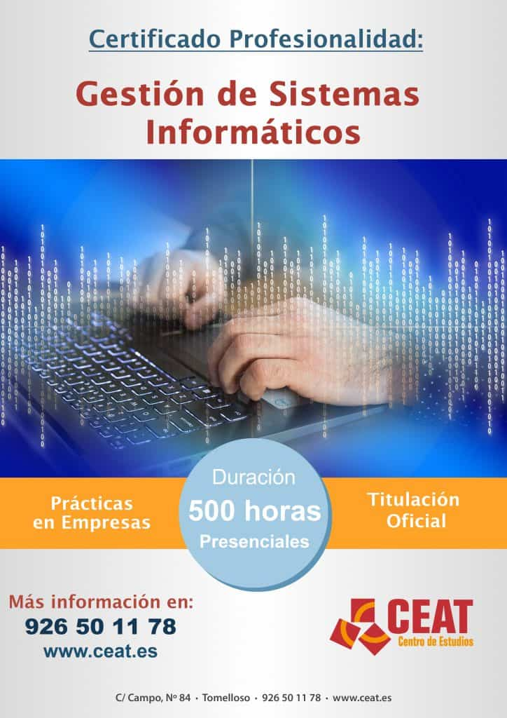 Gestión de Sistemas Informáticos