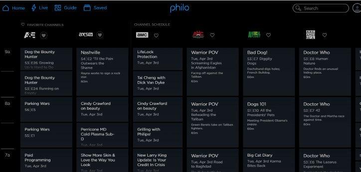 philo-tv