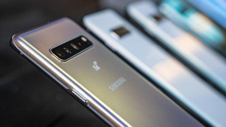 série Galaxy S10