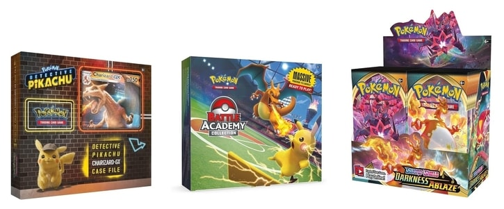 Pokemon TCG Trading Card Game Gift Guide Banner
