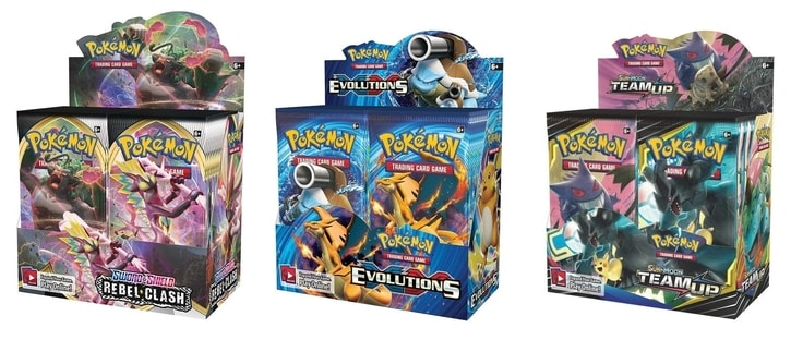 Which Pokemon Booster Box to Buy Banner