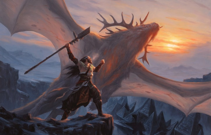 Top 10 Best MTG Dragons Sarkhan's Triumph Banner
