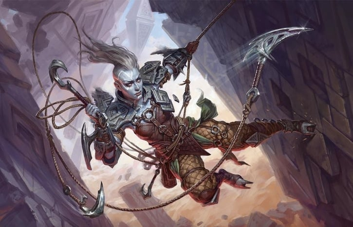 Red White Warrior Tribal Decklist Akiri Fearless Voyager