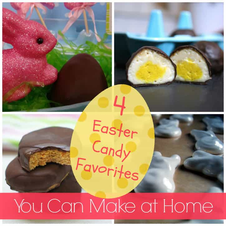 4 Easter Candy Favorites That You Can Easily Make at Home | SimplePureBeauty.com