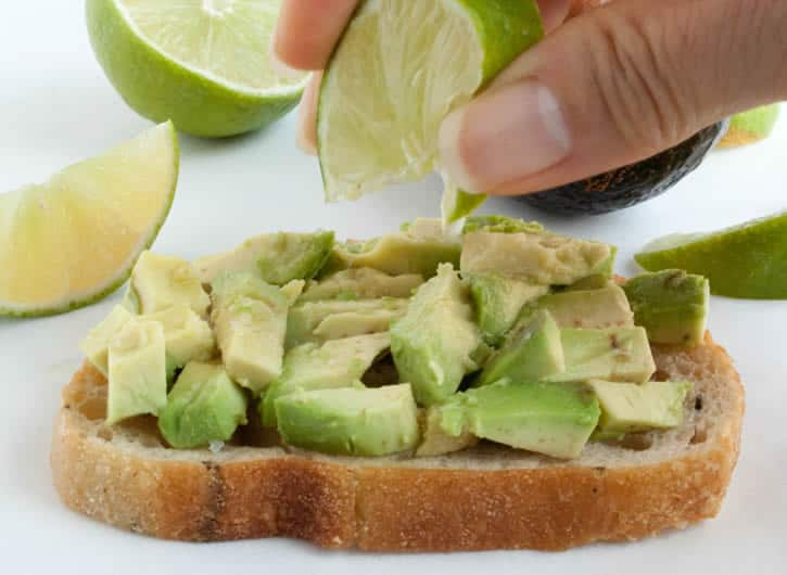 Make Ahead Breakfast Recipes. Avocado Toast. Quickly becoming a classic. Fresh avocado on delicious toast with a squeeze of lime and a sprinkling of coarse salt.