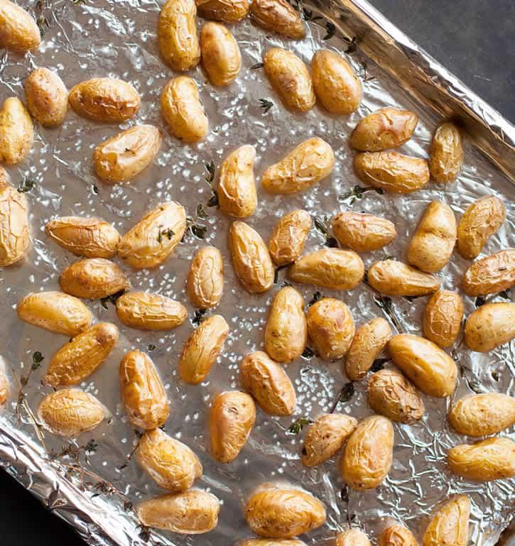 Herb Roasted Potatoes-4