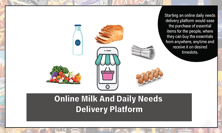 How to start a milk delivery business
