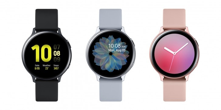 Galaxy Watch Active 2 - Colors