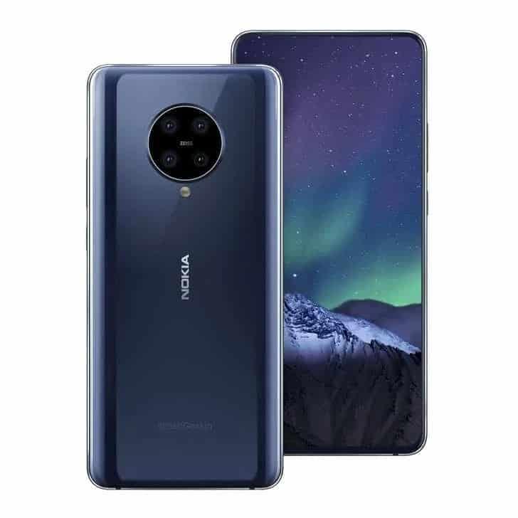 Nokia 9.3 e