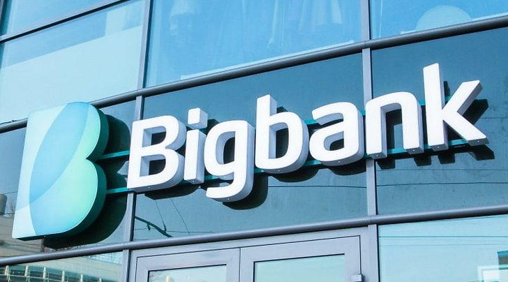 bigbank wijzigt depositotarieven
