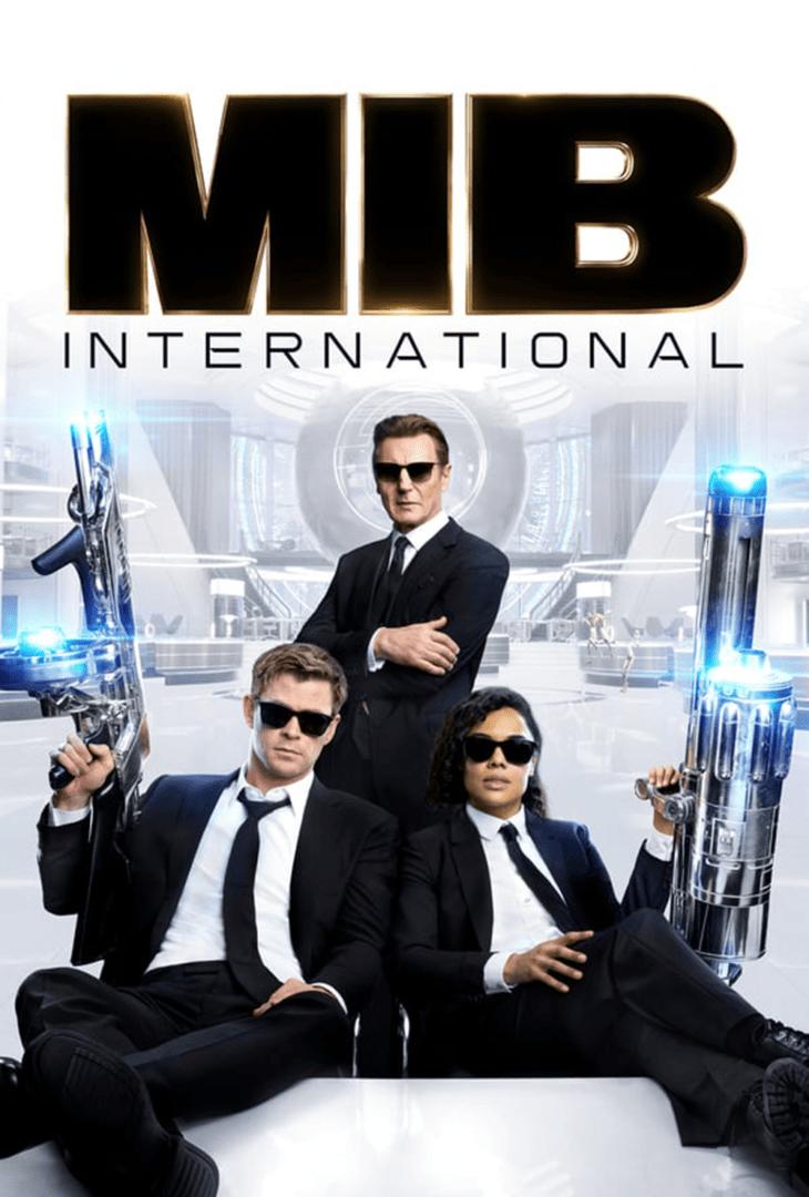 Men in Black: International หน่วยจารชนสากลพิทักษ์โลก (2019)