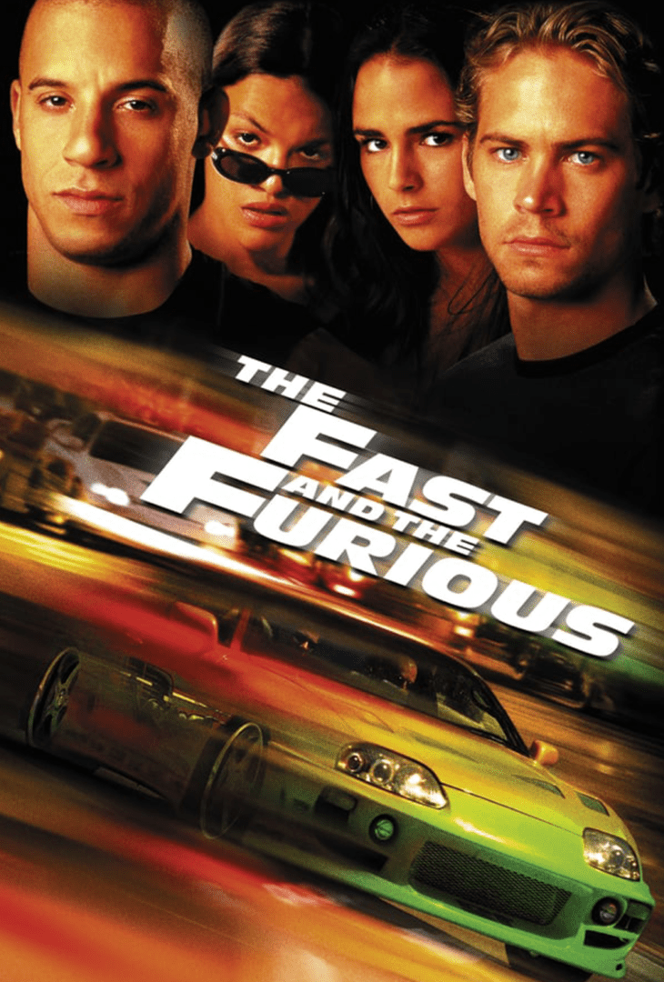 The Fast and the Furious เร็ว..แรงทะลุนรก (2001)