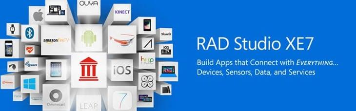 Rad Studio XE7