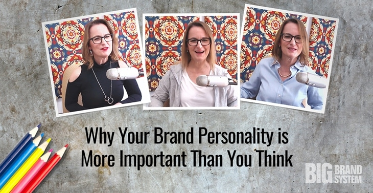 Find your brand personality