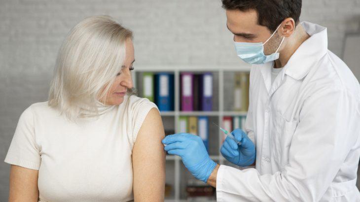【ファイザー】フランスでコロナウイルスの1回目ワクチン接種レポ