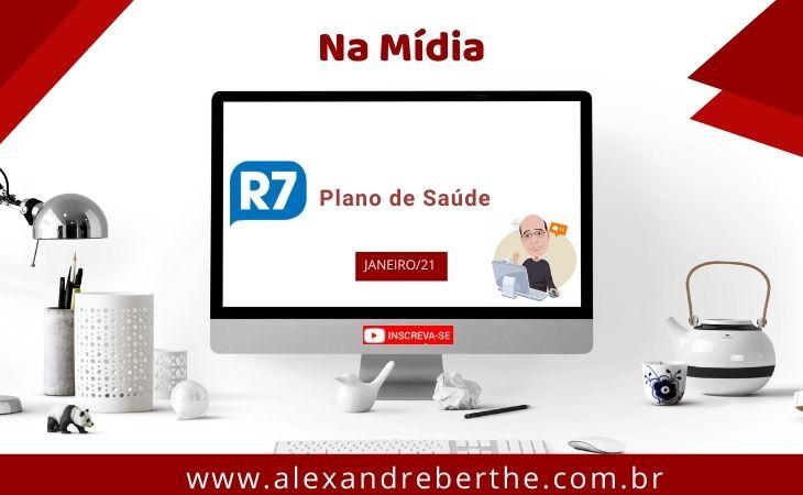 AUMENTO PLANO DE SAÚDE