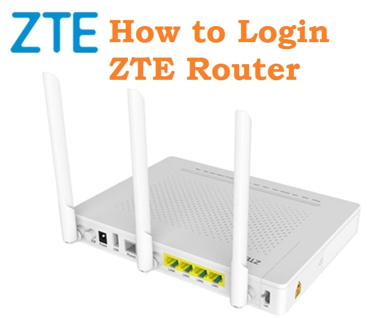 Login ZTE F602W WiFi Router – 192.1681.1.