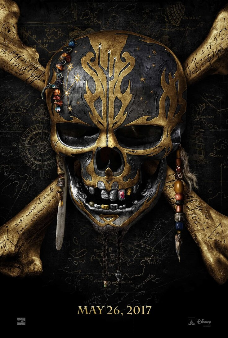 Pirates Of The Caribbean: Dead Men Tell No Tales. #APiratesDeathForMe #PiratesOfTheCaribbean