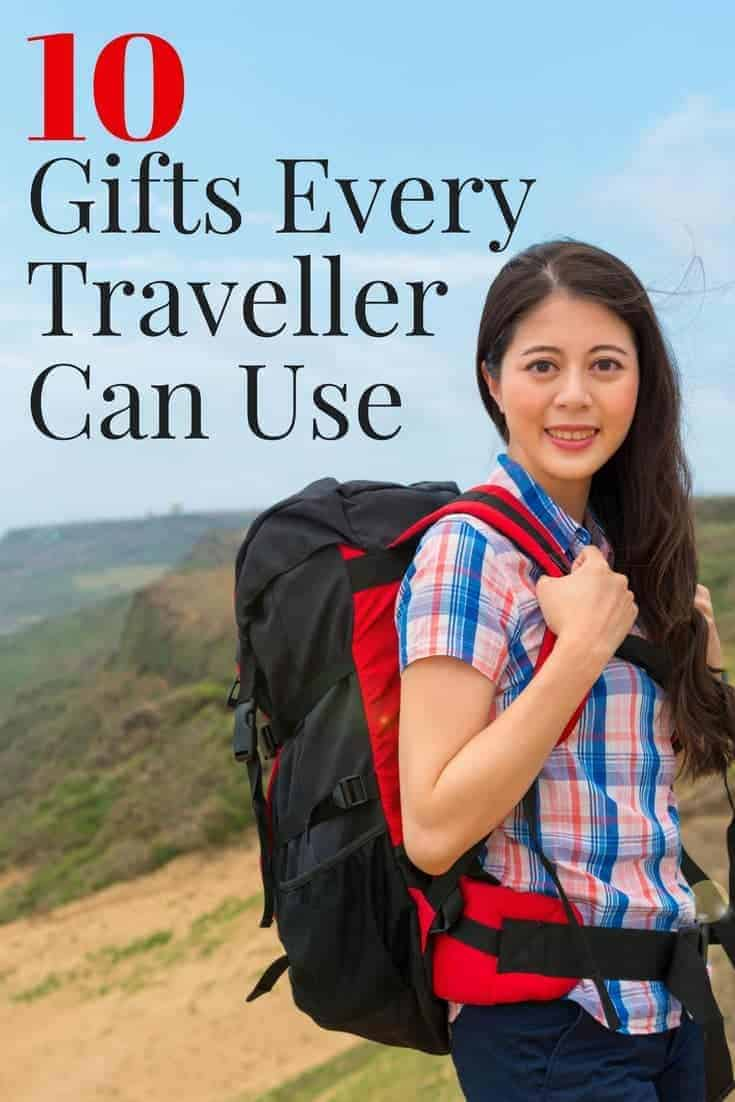 List of Gift Ideas for Travellers