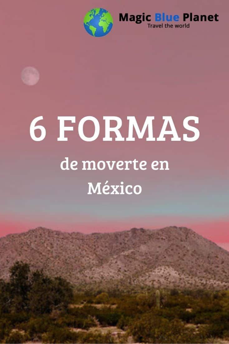 Mexico Domestic Travel Pin 2 ES