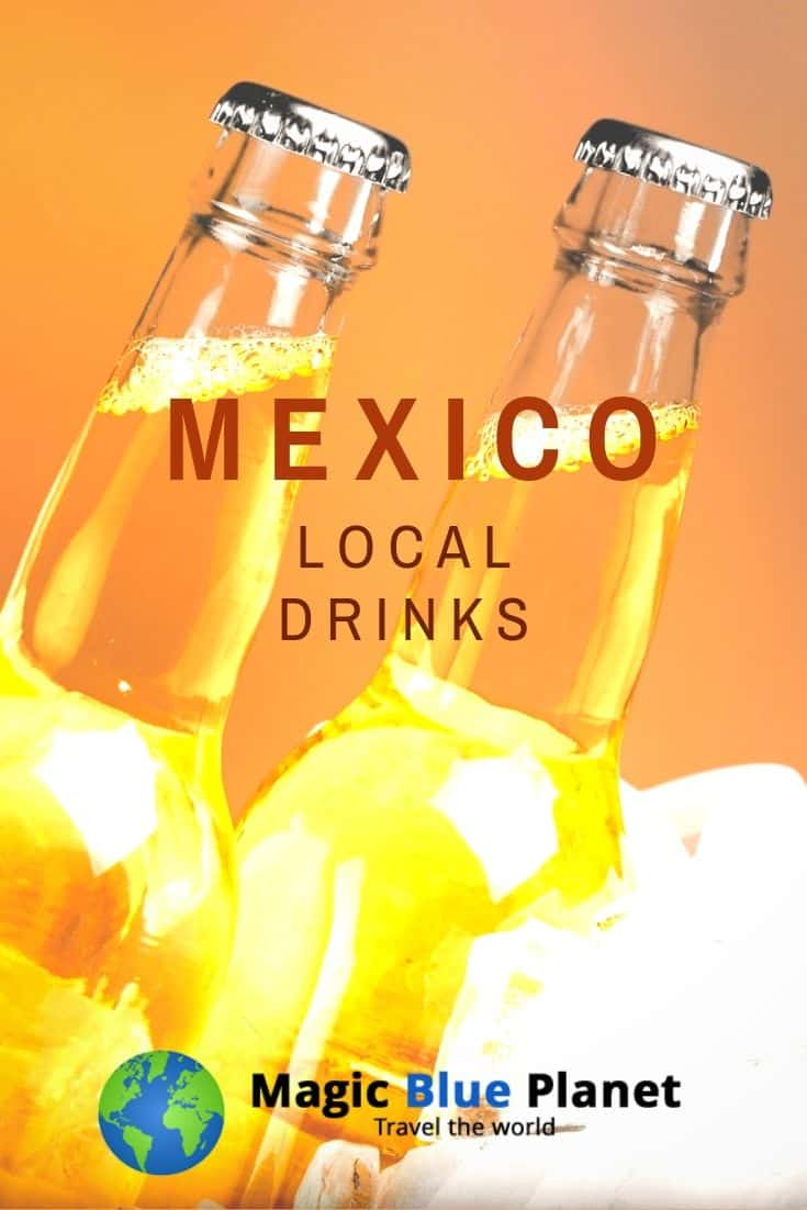 Mexican drinks - Pin 2