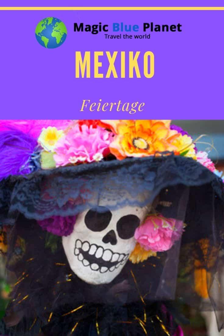 Mexico Holidays Pin 1 DE