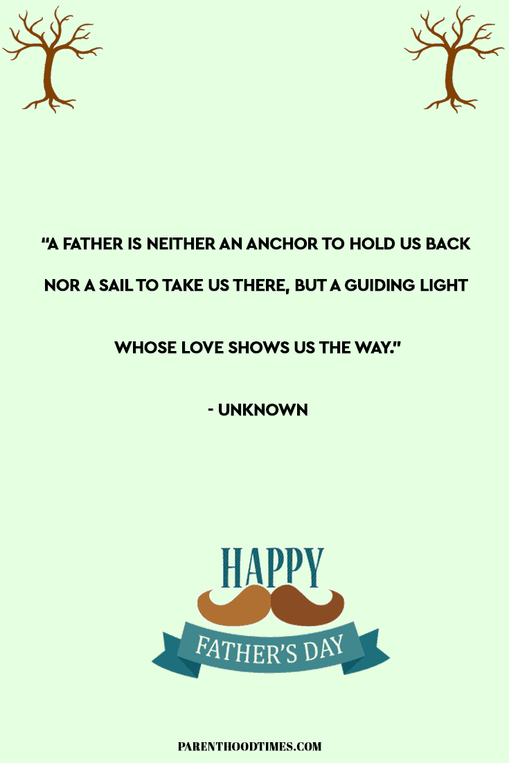Best fathers day quote