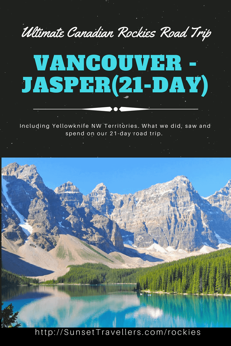 Ultimate Canadian Rockies Road Trip (1)
