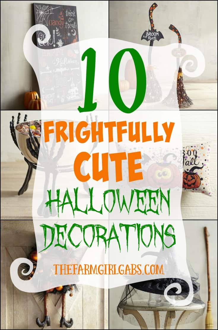 10 Halloween Decorations To Scare Up Some Fun
