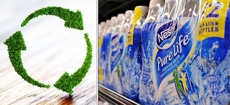 Nestlé Vows to Make All Its Packaging Recyclable by 2025
