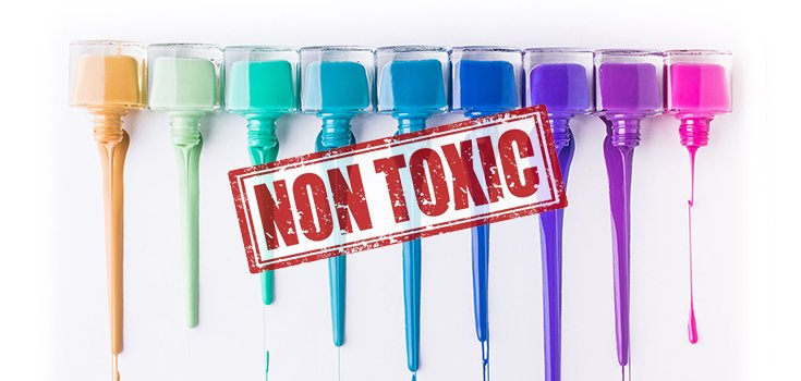 "Is ""Non-Toxic"" Nail Polish Really Non-Toxic? Maybe Not, Study Shows"