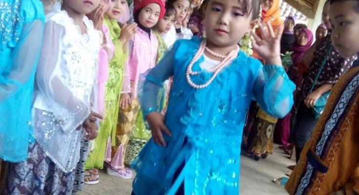 Semangat Perjuangan Kartini dari Anak-anak Lereng Gunung Katu
