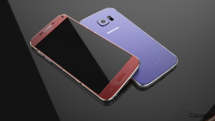 Alleged Samsung Galaxy S7 Front Camera And Display Image Leak 1