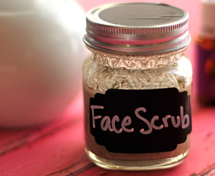 This DIY gentle exfoliating face scrub is perfect to refresh your skin when it's feeling blah. face scrub diy, face scrub homemade, face scrub for acne, diy coconut oil face scrub, exfoliating face scrub, face scrub for dry skin, sugar face scrub, best face scrub, face scrub products, face scrub recipe, diy face scrub exfoliating, diy face scrub for dark spots, diy face scrub dry, diy face scrub anti aging, easy diy face scrub, diy face scrub glow
