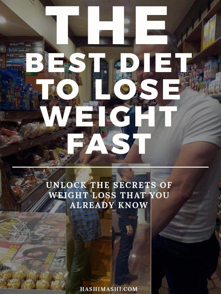 best diet to lose weight fast