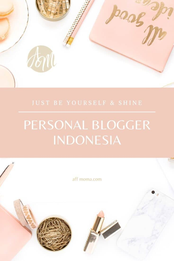 Personal Blogger Indonesia