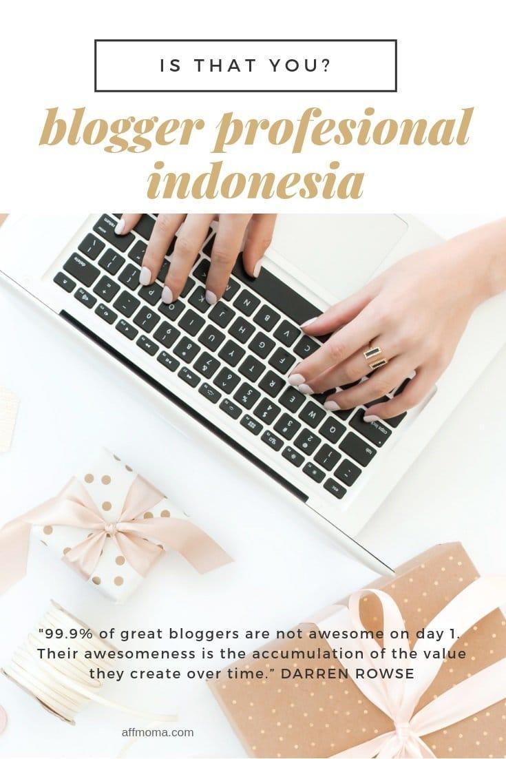 Blogger Profesional Indonesia