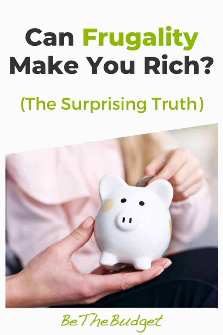 Can Frugality Make You Rich? | Be The Budget