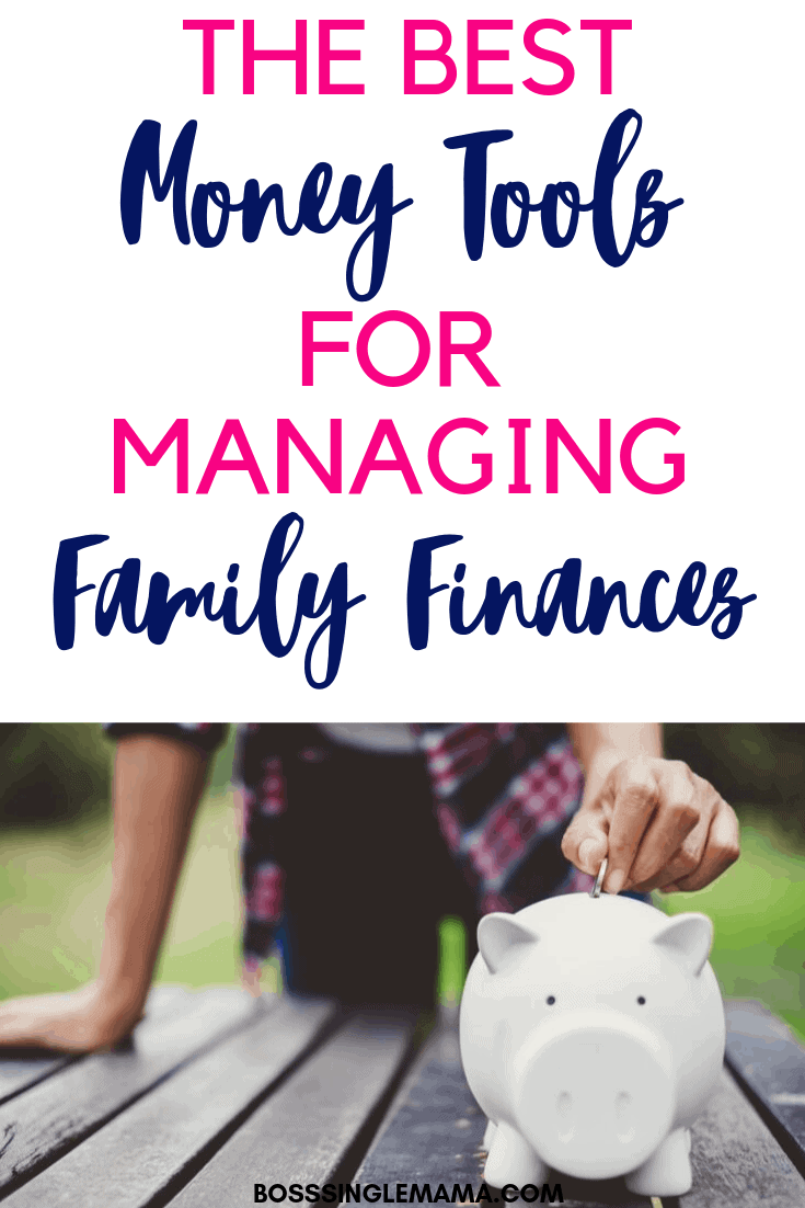 money tools for managing family finances