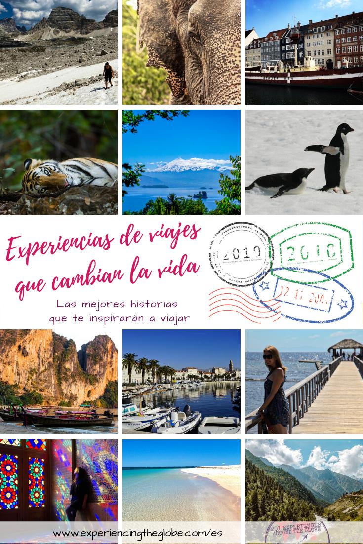 Inspírate con los relatos de otros viajeros. Sumérgete en estas historias de experiencias de viaje que cambian la vida, hermosos relatos de cómo un viaje puede transformarte – Experiencing the Globe #ExperienciasDeViajes #Wanderlust #PorQueViajar #ViajesIndependientes #BucketList #Aventuras #ViajesSostenibles #TurismoSostenible