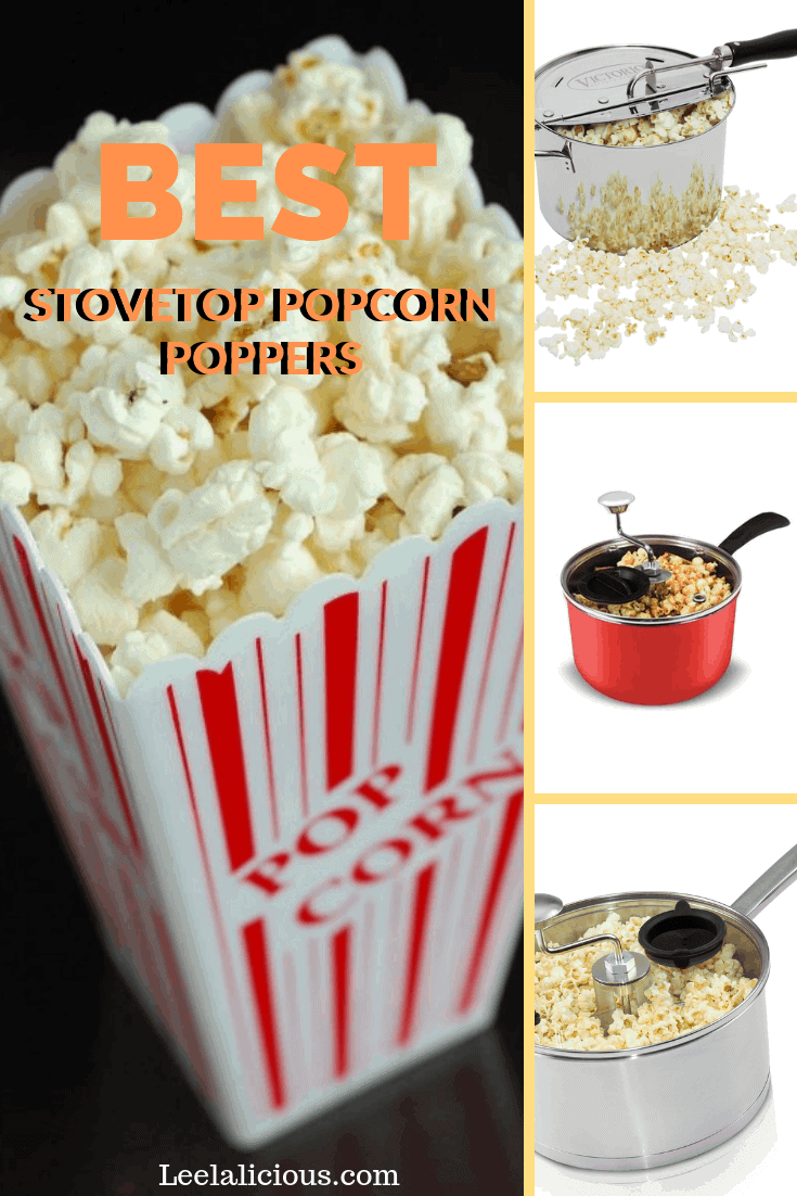 Best Stovetop Popcorn Poppers Review