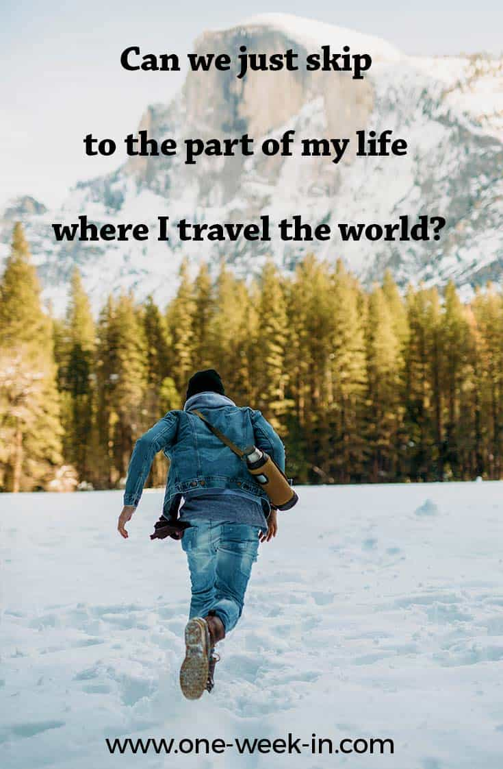 Travel quotes - travel the world