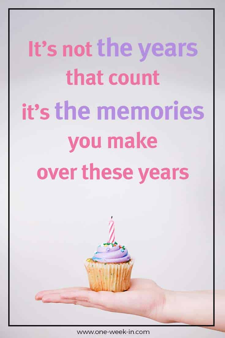 Quotes for birthday wishes