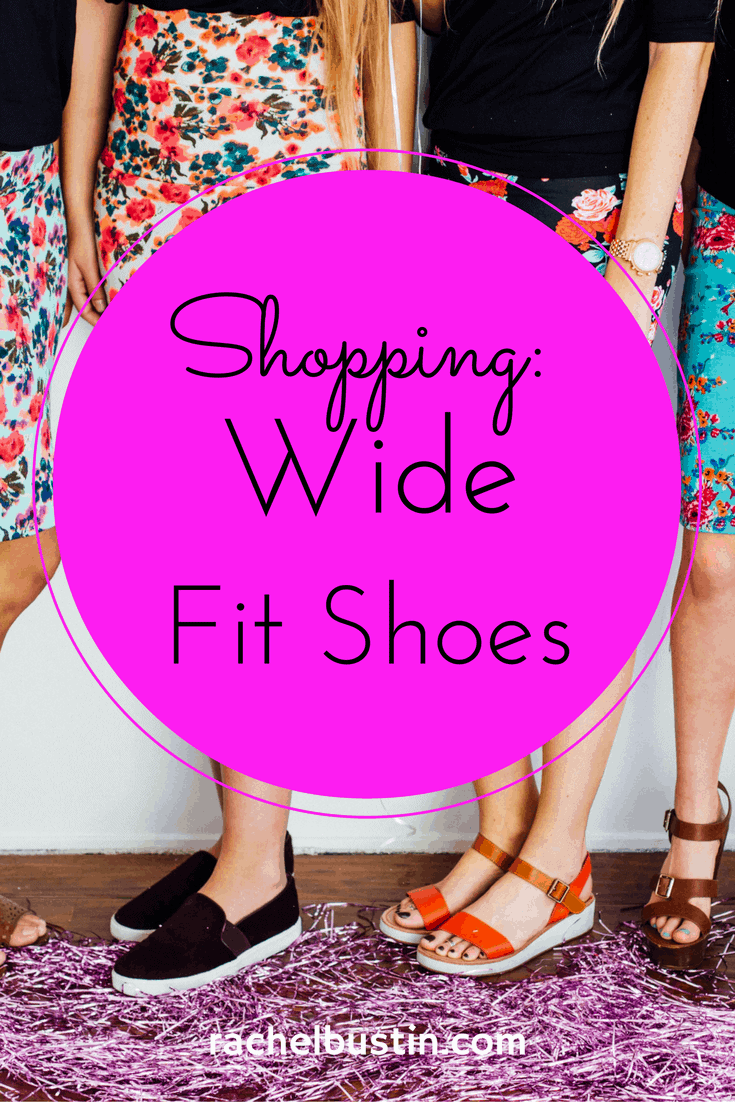 Shopping for Wide Fit Shoes